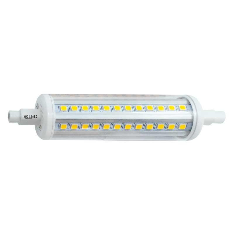 bulb r7s 9w 950lm 3000k cristalrecord led lighting. Black Bedroom Furniture Sets. Home Design Ideas