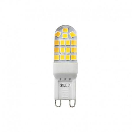 led bulb g9 2 5w 270lm 3000k cristalrecord led lighting. Black Bedroom Furniture Sets. Home Design Ideas