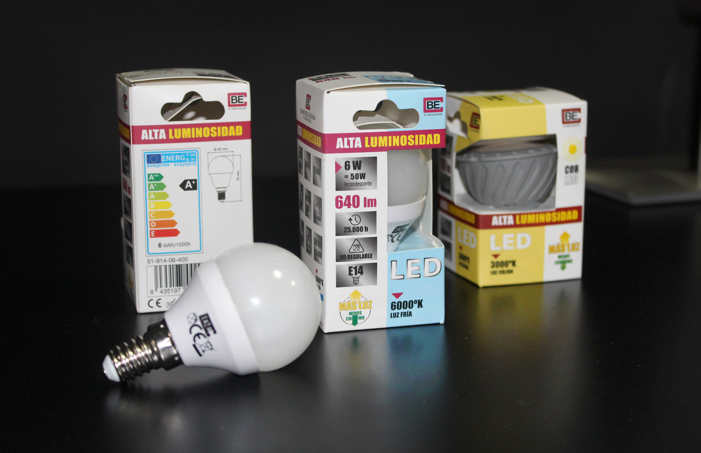 Bombillas LED CRINIER