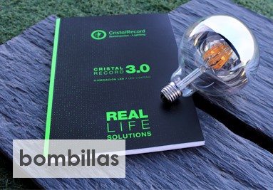 Catalogo Bombillas LED Cristalrecord. RLED by Cristalrecord.