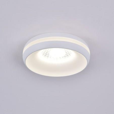 7W Eve White Recessed LED Spotlight IP44
