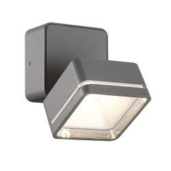 Tivo Outdoor LED Wall Lamp IP54 6W 4000K Square