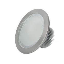 LED Downlight 18W 3000K Nickel
