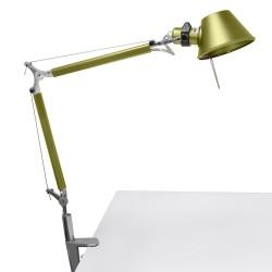 Green Articulated Desk Lamp...