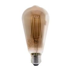 Smoke LED Bulb ST64 E27 8W...