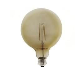 Bombilla LED G125 8W 4000K fumé