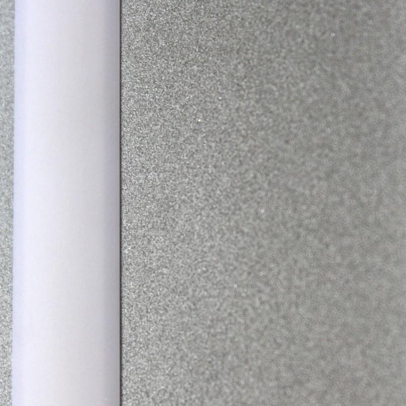 Detalle material Plafón LED Wanda 72W 3000K Gris