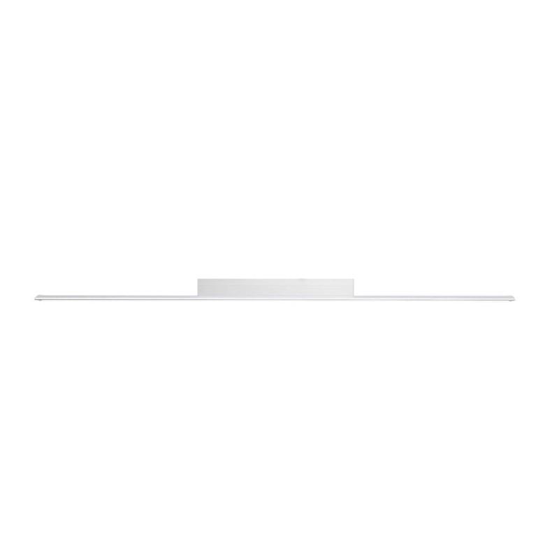 Plafón LED Wanda 72W 6000K Blanco Mate visto de perfil