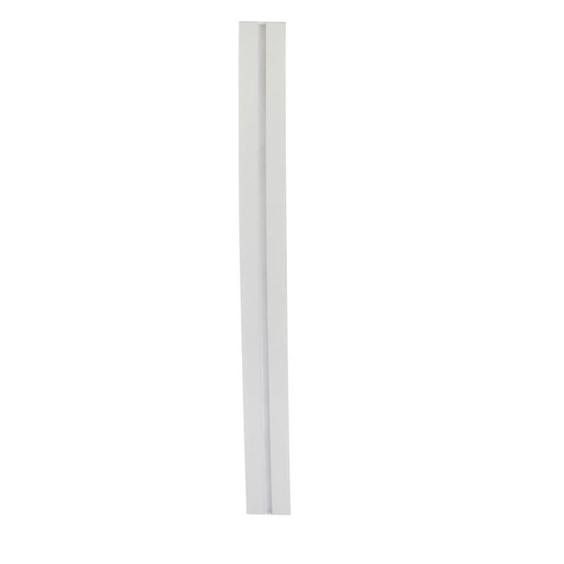 Plafón LED Wanda 72W 6000K Blanco Mate visto de planta