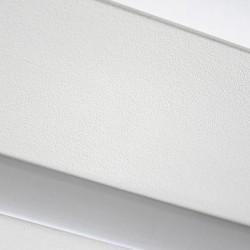 Detalle del acabado del Plafón LED Wanda 72W 6000K Blanco Mate