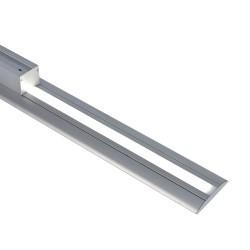 Detalle posterior Plafón LED Wanda 72W 6000K Gris
