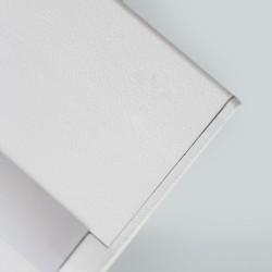 Detalle acabado PLAFON LED 20W BLANCO WANDA