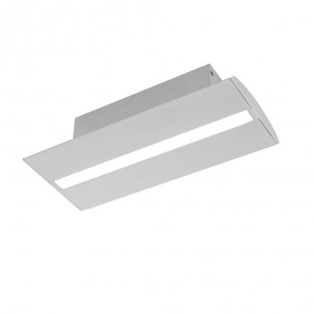 PLAFON LED 20W GRIS WANDA