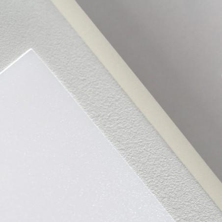 Detalle textura Plafón LED Or 2x18W