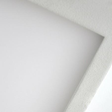 Detalle difusor Plafón LED Or 18W