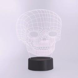 SOBREMESA 3D - CALAVERA