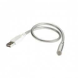 LAMPARA USB LED (FLEXIBLE -...