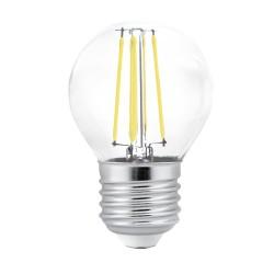 Bombilla LED G45 filamento E27 6W 6000K