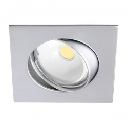 Eclo Recessed Light Steel