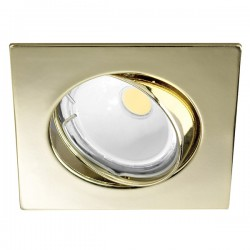 Eclo Recessed Light – Polished Gold