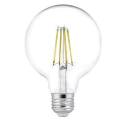 Bombilla LED G95 8W 6000K