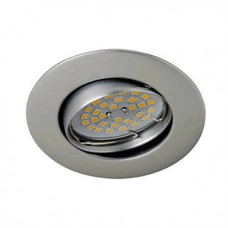 Zar Recessed Light – Steel