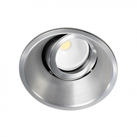 Nuk Recessed Light – Aluminium
