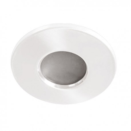 Rain 1 Recessed Light – White