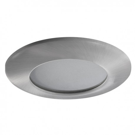 Rain 2 Recessed Light – Steel