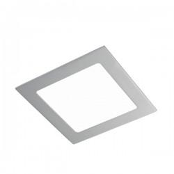 Novo LED Downlight SQ 12W Grey