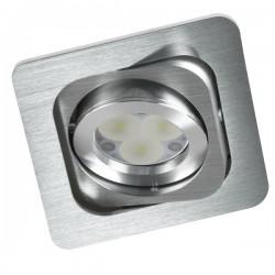 Empotrable Double aluminio