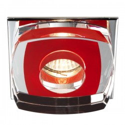 Avalio Recessed Light Glass White