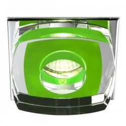 Avalio Recessed Light Green...