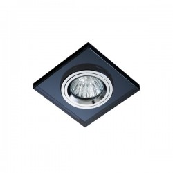 Luxor Recessed Light SQ Black