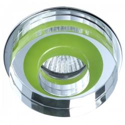 Avalio Recessed Light Green
