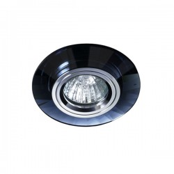 Luxor Recessed Light RD Black