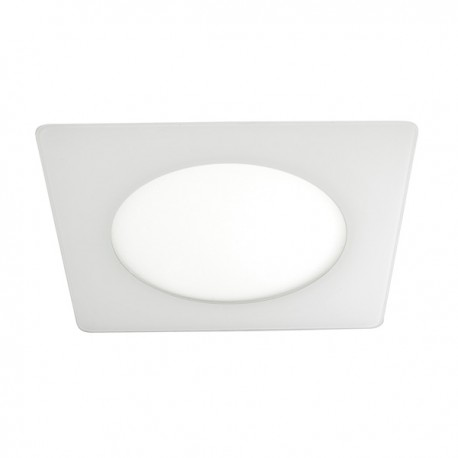 Novo Lux LED Downlight – SQ 12W – White