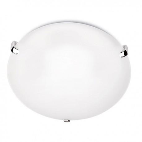 Serie 72 Flush Ceiling Light – 300 White