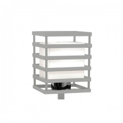 Cell Wall Light Silver