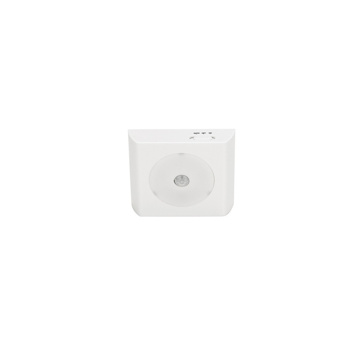 Motion Sensor LED Light White