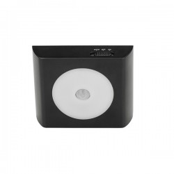 Motion Sensor LED Light Black
