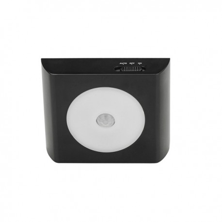 Motion Sensor LED Light – Black