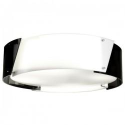 Argus Flush Light Black 57cm