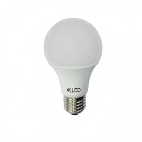 STANDARD LED SPHERICAL E27 10W (2700ºK)