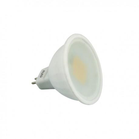 BLISTER 2X LED GU10 5.5W (2700K)