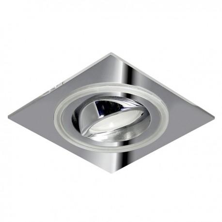 Aret LED Blue 2.4W Recessed Light Chrome 12V