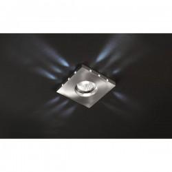 Romo LED Recessed Light Nickel/White LED