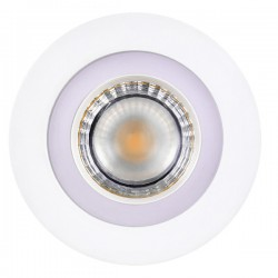 Combi LED Downlight – 6+6W – Circular