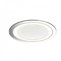 Aret LED Downlight – Chrome – Warm