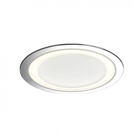 Aret LED Downlight – Chrome – Warm